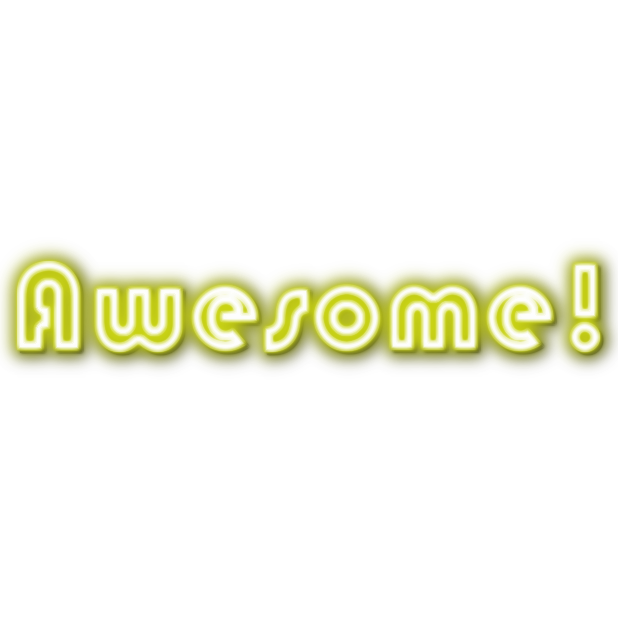 Ultimate Neon Stickers messages sticker-6