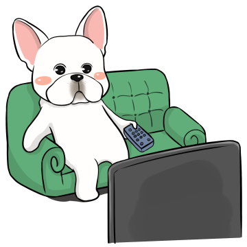 French Bulldog Stickers Ungdee messages sticker-9