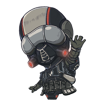 Infinity Ops: Sci-Fi FPS messages sticker-6