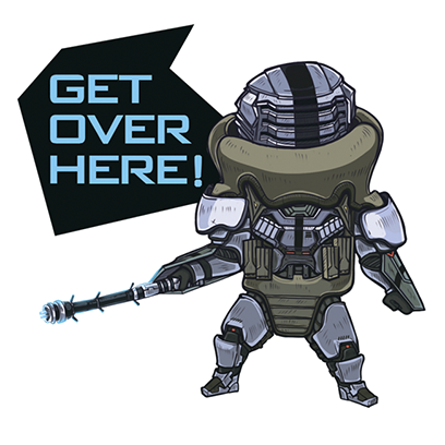 Infinity Ops: Sci-Fi FPS messages sticker-8