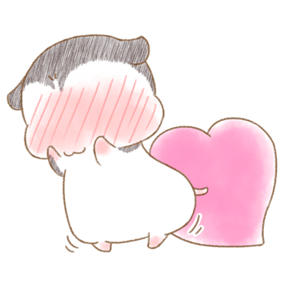 Pandamouse's happy days messages sticker-1