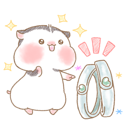 Pandamouse's happy days messages sticker-9