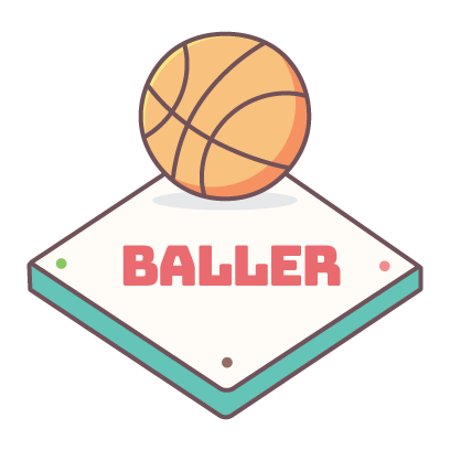 Shooting Hoops messages sticker-2