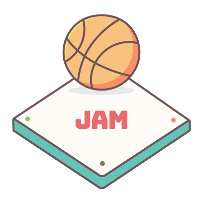 Shooting Hoops messages sticker-11
