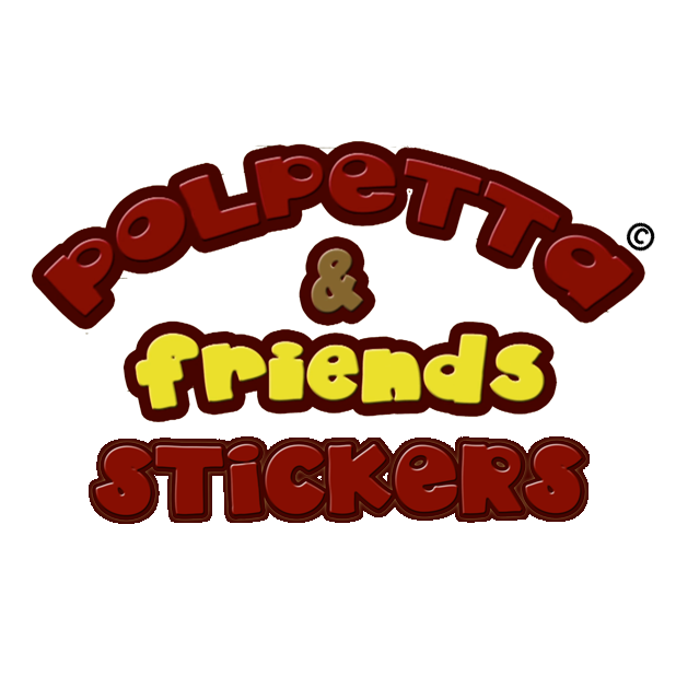 Polpetta stickers messages sticker-0