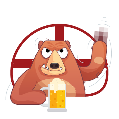 Come On England - Russia 2018 messages sticker-8