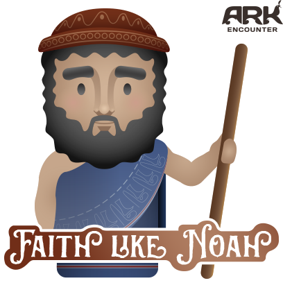 Ark Encounter Stickers messages sticker-2