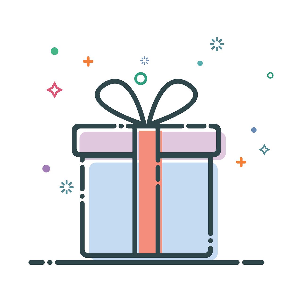 Birthday Gift SMS messages sticker-1