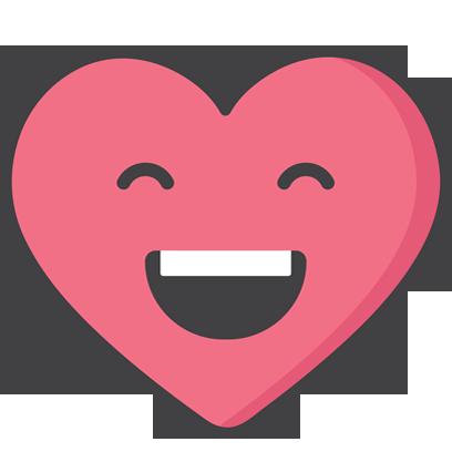 Wacky Hearts messages sticker-7