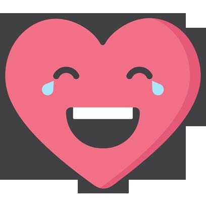Wacky Hearts messages sticker-8
