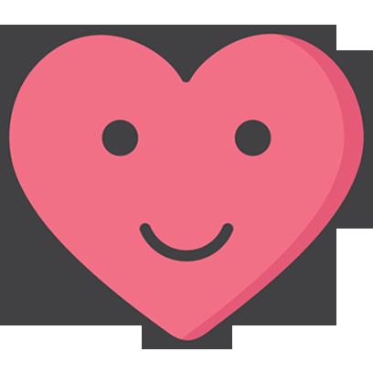 Wacky Hearts messages sticker-4