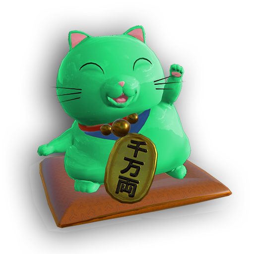 AR Maneki Neko – Predict Fluke messages sticker-0