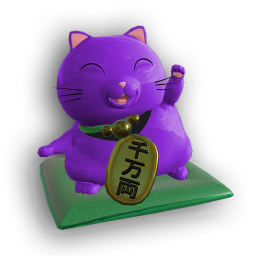 AR Maneki Neko – Predict Fluke messages sticker-3
