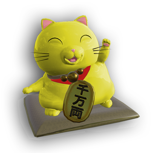 AR Maneki Neko – Predict Fluke messages sticker-4