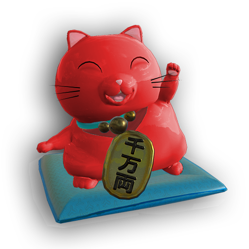 AR Maneki Neko – Predict Fluke messages sticker-5