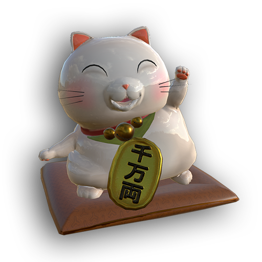 AR Maneki Neko – Predict Fluke messages sticker-7