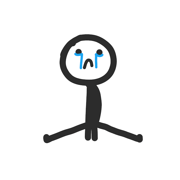 Stick Man Stickers Pack messages sticker-9