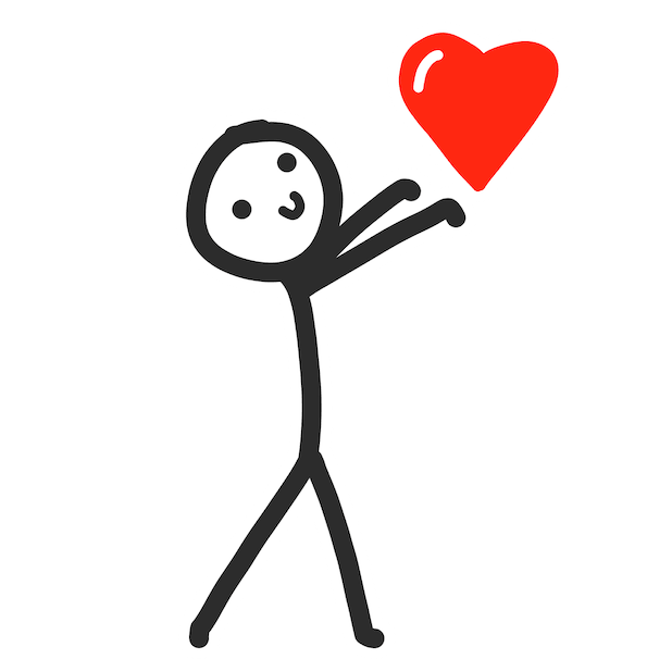 Stick Man Stickers Pack messages sticker-3