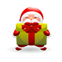 Christmas Santa Sticker messages sticker-7