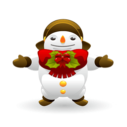 Christmas Santa Sticker messages sticker-11