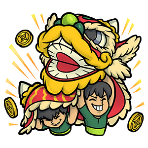 Kung Fu Clicker: Idle Dojo messages sticker-2
