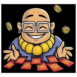 Kung Fu Clicker: Idle Dojo messages sticker-0