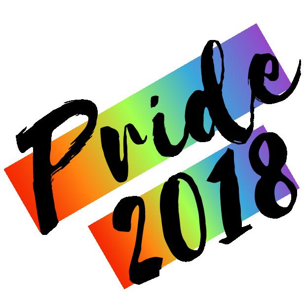 Pride 2018 Stickers messages sticker-10