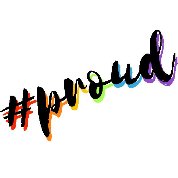 Pride 2018 Stickers messages sticker-0