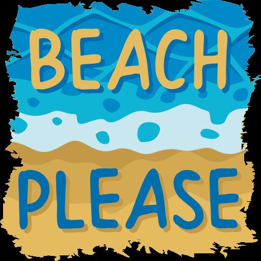 Summer Fun by EmojiOne messages sticker-4