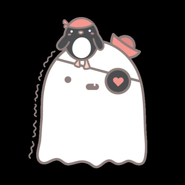 Ghostronaut messages sticker-2