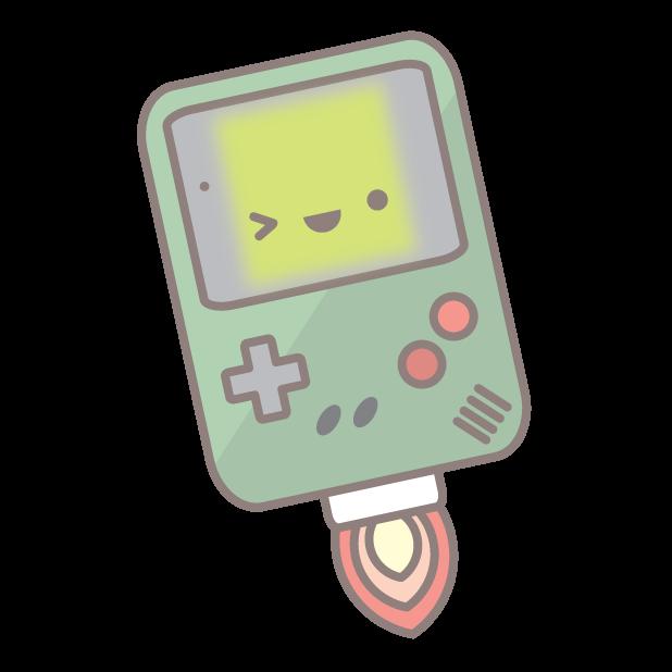 Ghostronaut messages sticker-1