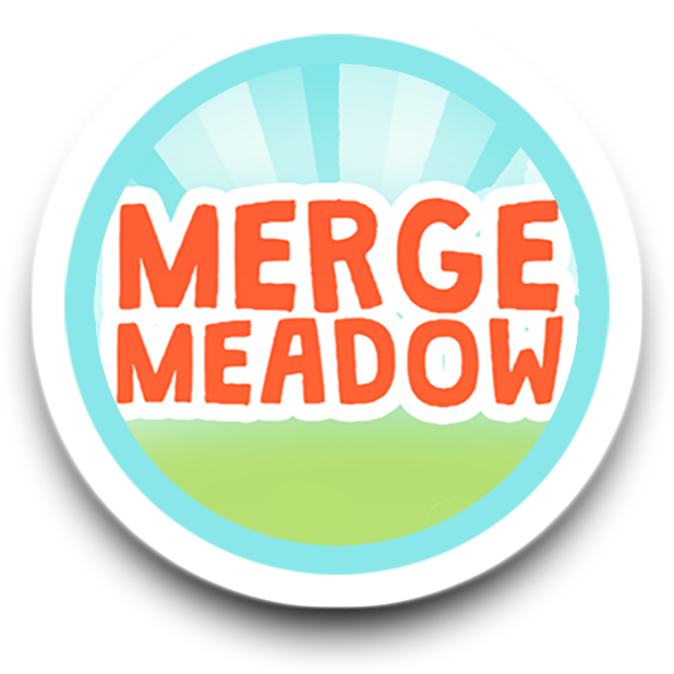 Merge Meadow: Collection Game messages sticker-10