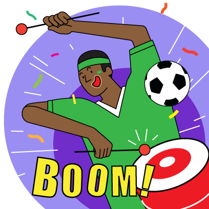 Football Fever Sticker Pack messages sticker-1