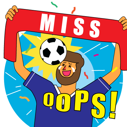 Footbal Fever Stickers messages sticker-4
