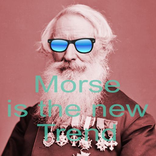 Morse Message messages sticker-3