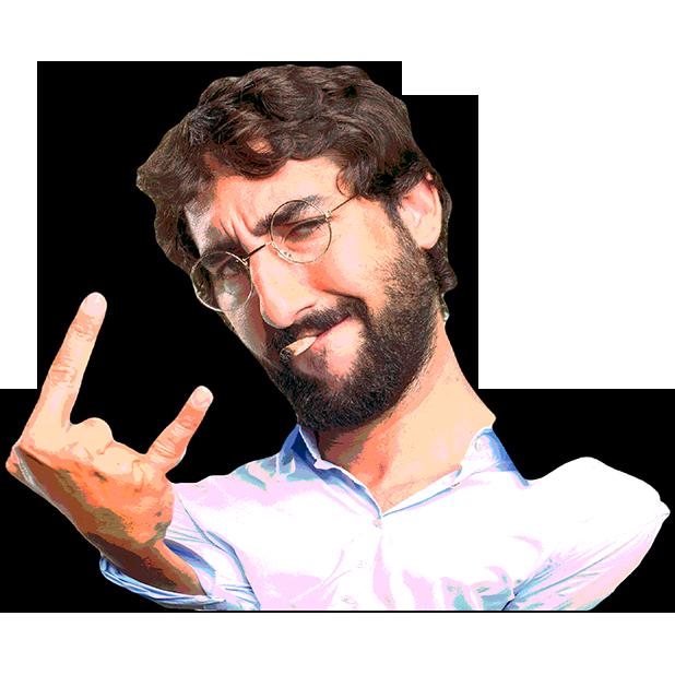 Happy Hippie messages sticker-0
