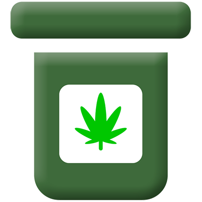 Medical Marijuana Stickers messages sticker-4