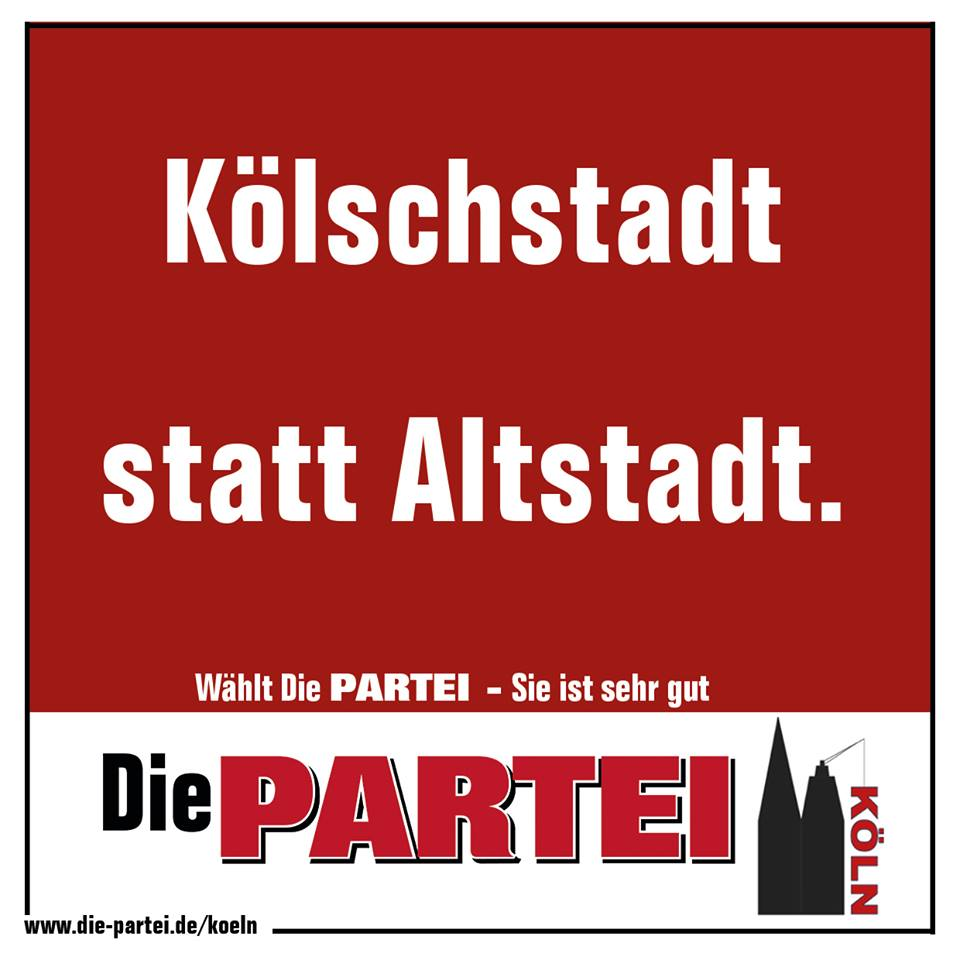 Die PARTEI - Die STICKER messages sticker-5