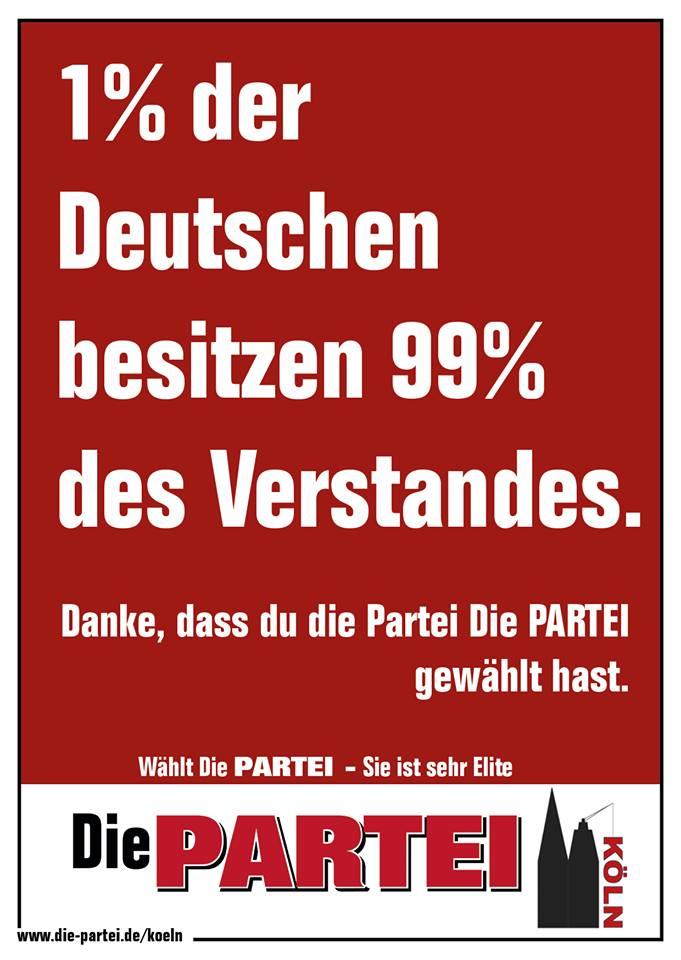 Die PARTEI - Die STICKER messages sticker-9