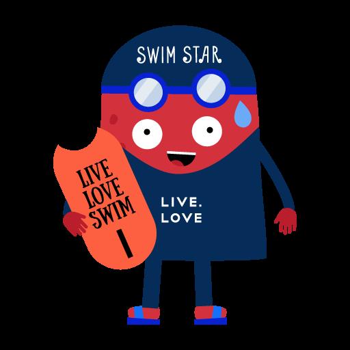 """Стикеры LIVE.LOVE """"Ливлавики"""" messages sticker-1"""