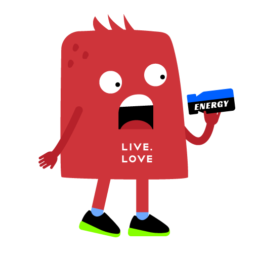 """Стикеры LIVE.LOVE """"Ливлавики"""" messages sticker-0"""