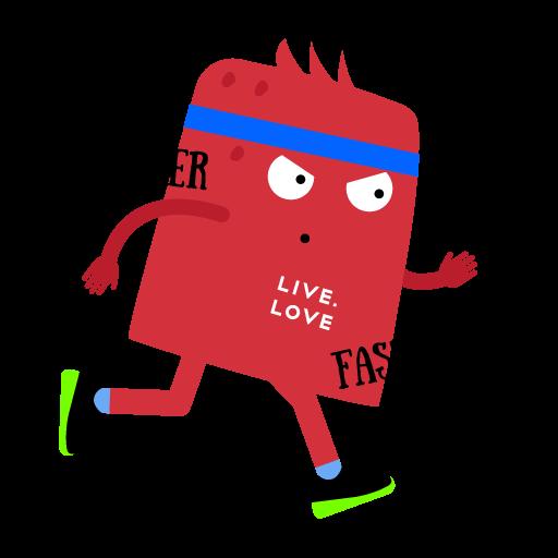 """Стикеры LIVE.LOVE """"Ливлавики"""" messages sticker-9"""