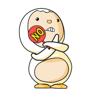 Animated Lovely PengKong messages sticker-3