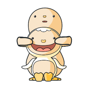 Animated Lovely PengKong messages sticker-11