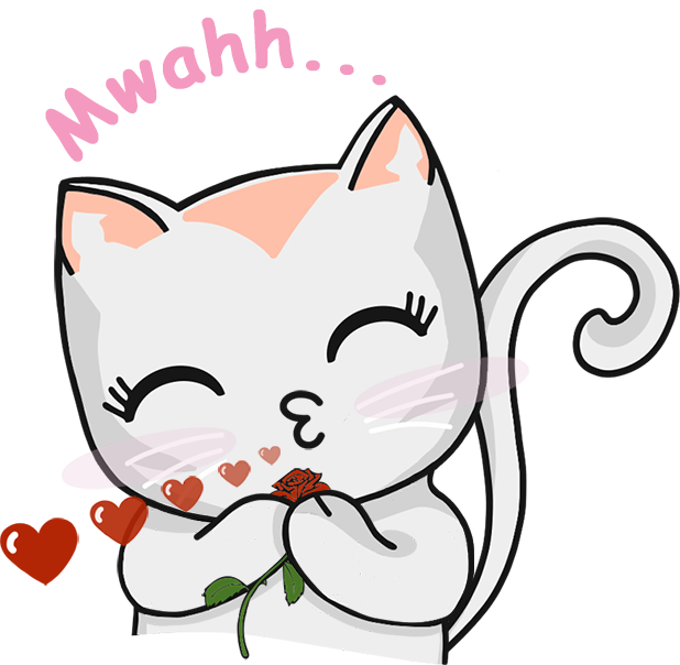 Chabby Cat messages sticker-10