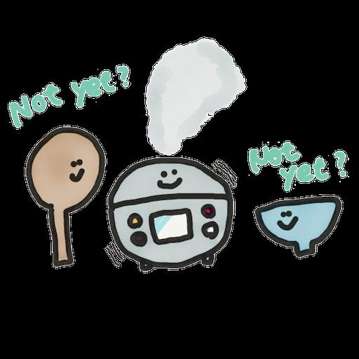 gohan kun english!! messages sticker-7
