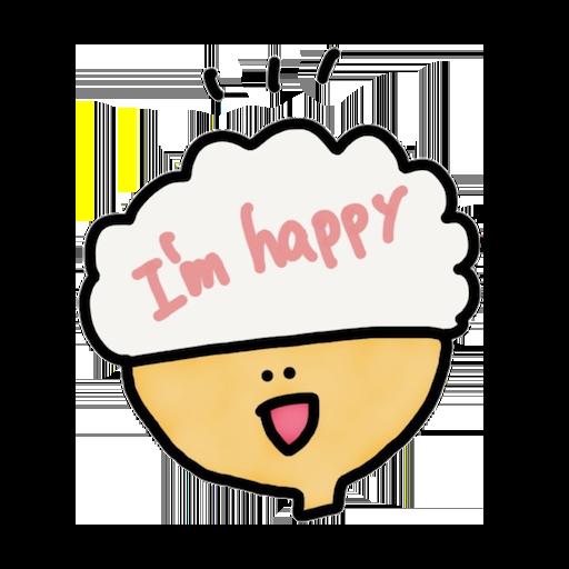 gohan kun english!! messages sticker-9