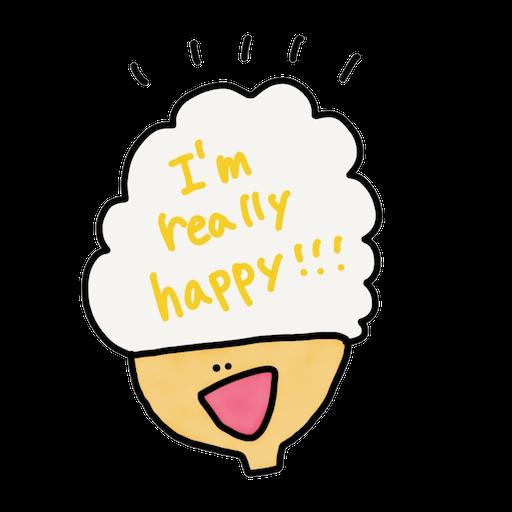 gohan kun english!! messages sticker-10