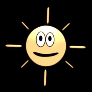 Happy Summer Emoji messages sticker-1