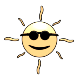 Happy Summer Emoji messages sticker-6